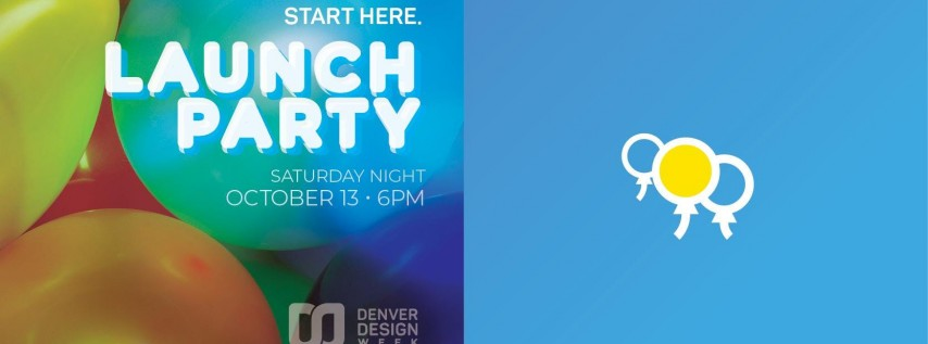 Denver Design Week Launch Party