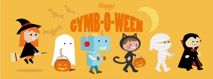 Gymb-O-Ween Costume Party (Columbia)
