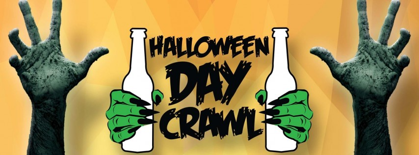 Halloween Day Crawl - Sat. Oct. 27th in River North - Chicago