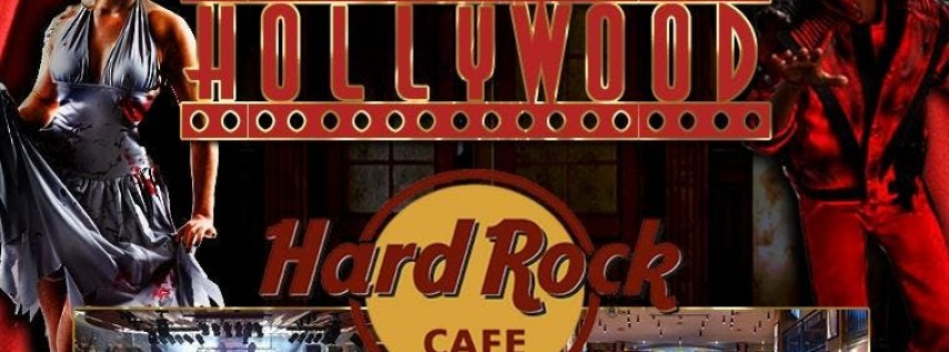 Halloween Goes Hollywood at The Hard Rock Cafe
