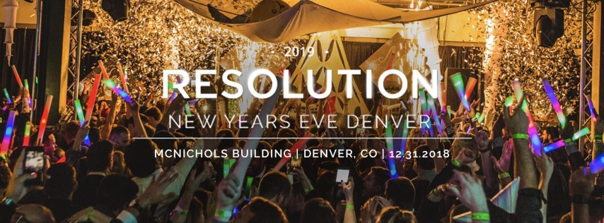 Denver New Years Eve Party 2018