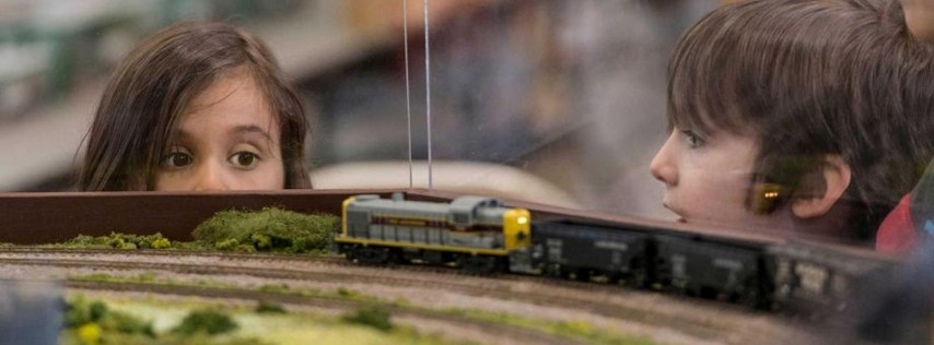 65th FLORIDA MODEL TRAIN SHOW AND SALE
