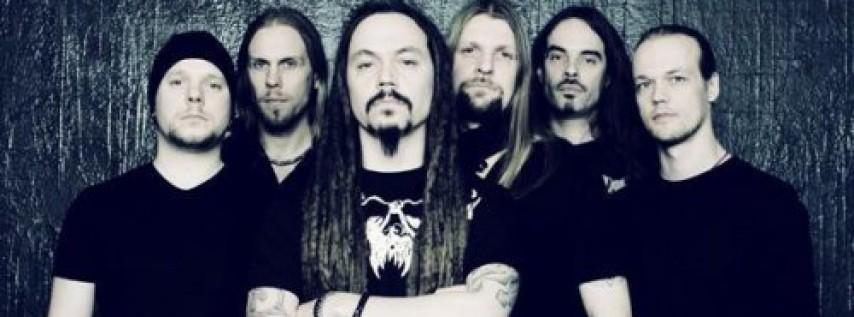 Amorphis, Dark Tranquility & Moonspell