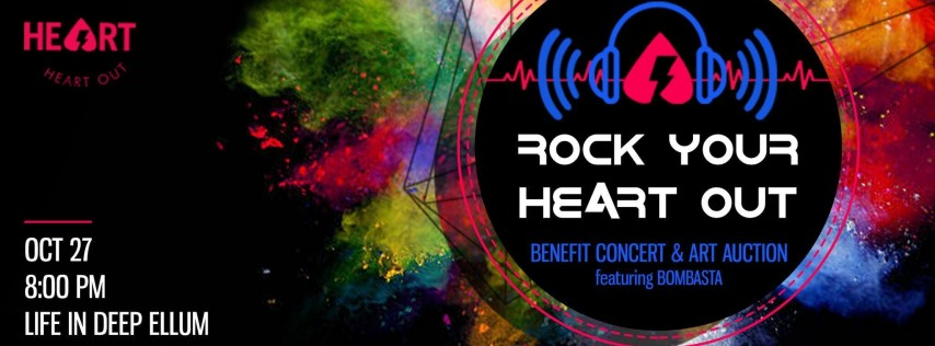 Rock Your HeART Out '18!