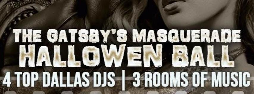 Gatsby's Masquerade - Haunted Penthouse Dallas Halloween