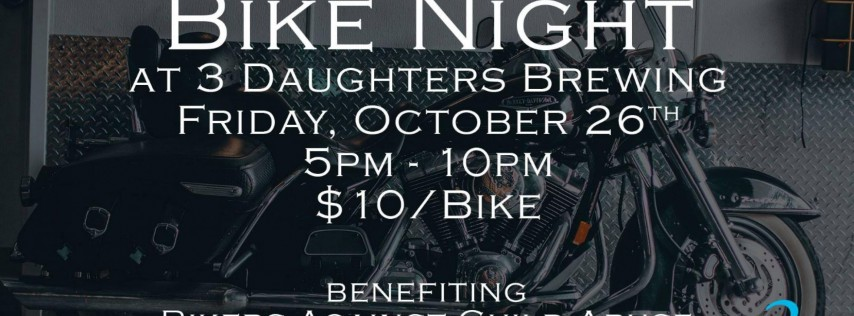 Bike Night benefiting BACA