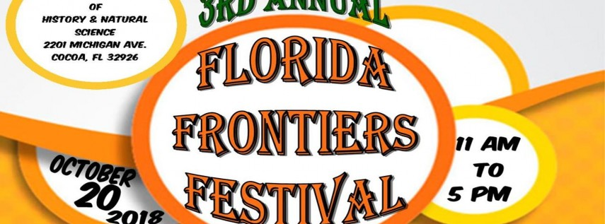 2018 Florida Frontiers Festival