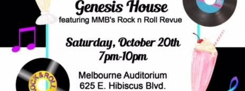 Shake Rattle & Roll for Genesis House