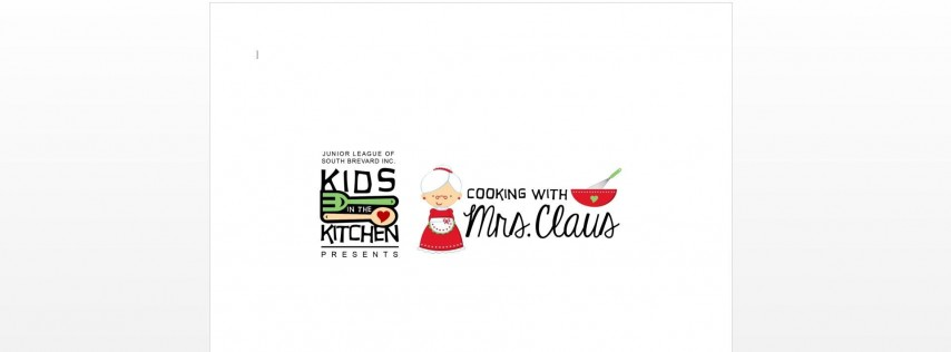 JLSB Presents: Cooking with Mrs. Claus at Festival of Trees