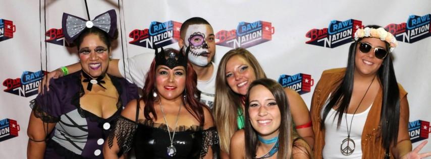 Tampa Halloween (Bar Crawl Nation) 2018