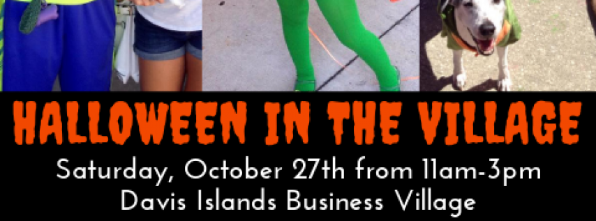 10th Annual Halloween in the Village