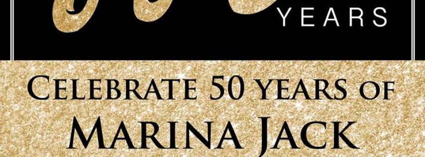 Marina Jack's 50th Anniversary celebrated with Hall Winery