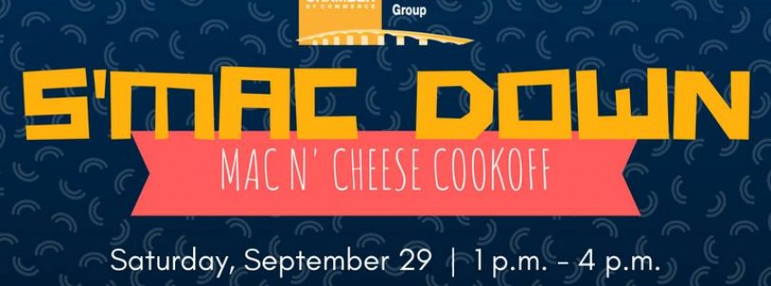 S'Mac Down Mac N' Cheese Cookoff