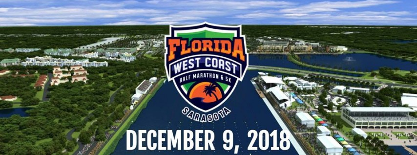 Florida West Coast Half Marathon & 5k