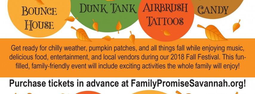 Family Promise Fall Festival