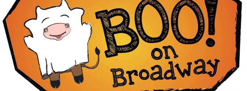 BOO! on Broadway