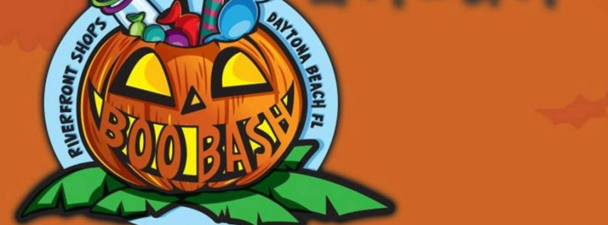 Boo Bash at Riverfront Shops of Daytona Beach