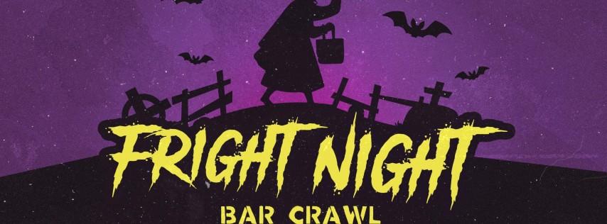 Fright Night Bar Crawl in Tampa