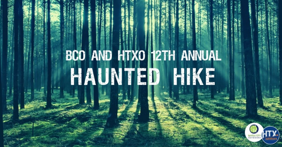 BCO & HTXO 12th Annual Haunted Hike