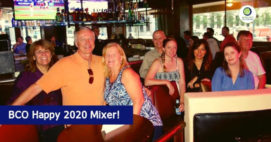 BCO Happy 2020 Mixer