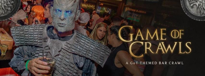 Game of Crawls - GoT Themed Bar Crawl