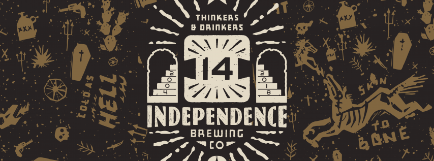Independence Brewing's 14th Anniversary Party