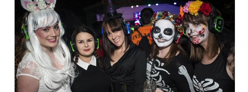 Quiet Halloween Party @ The Belmont