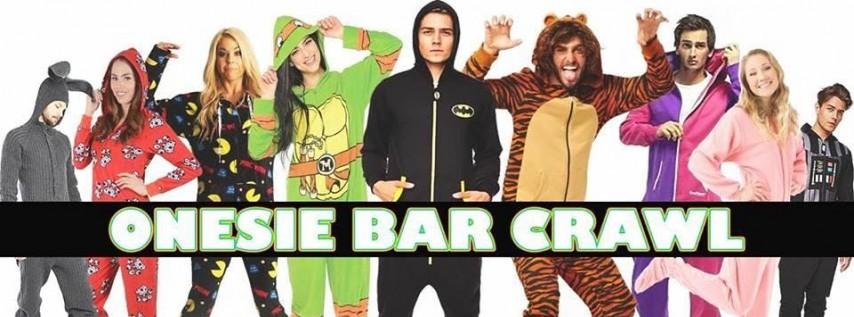 Onesie Bar Crawl - Wilmington