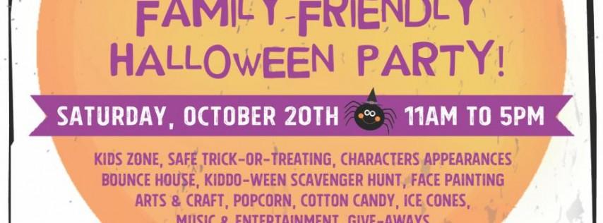 Kiddo-Ween Party