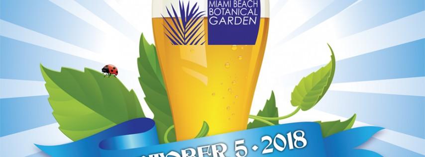 Oktoberfest at the Miami Botanical Garden