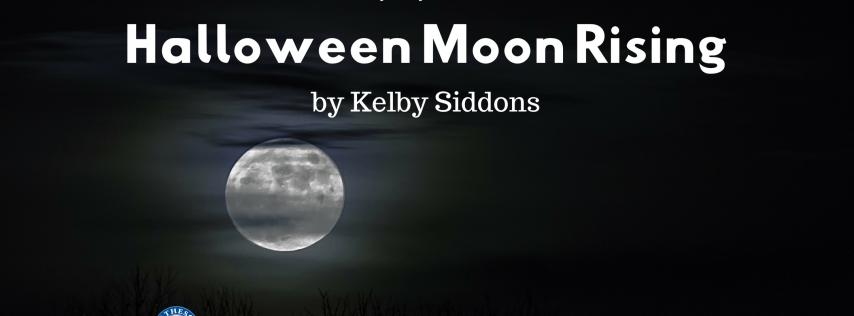 Halloween Moon Rising