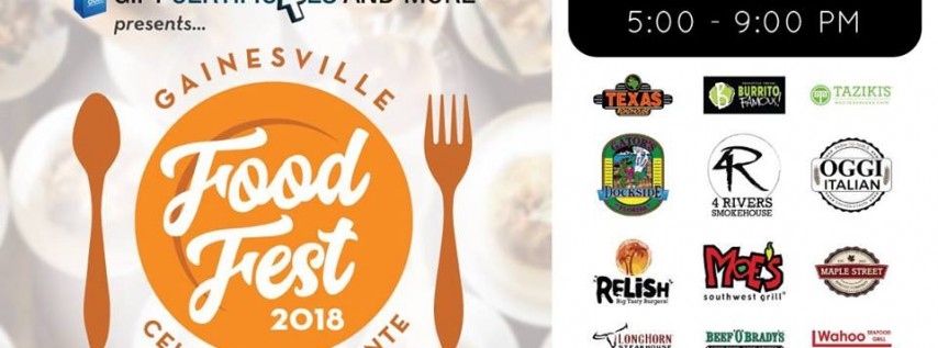 GCM Gainesville Food Fest