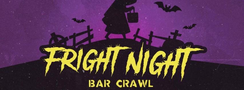 Fright Night Bar Crawl in Orlando