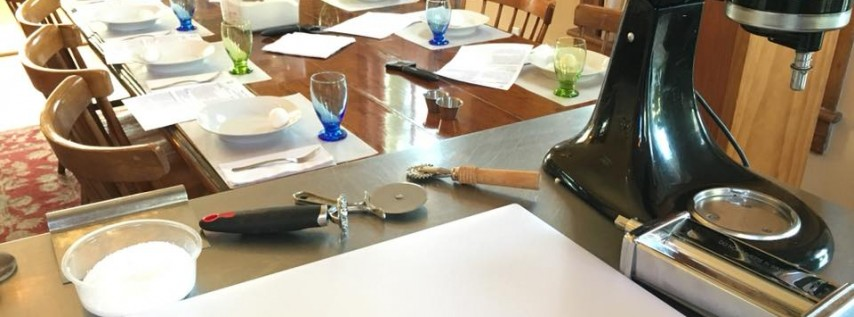 Traditional Italian Dinner & Cooking Class
