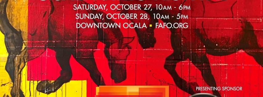 FAFO's Ocala Arts Festival