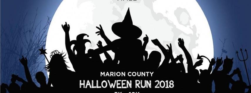 Marion County Halloween Run 2018