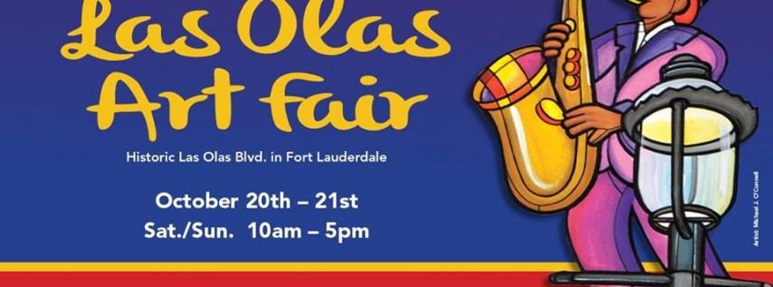 31st Annual Las Olas Art Fair