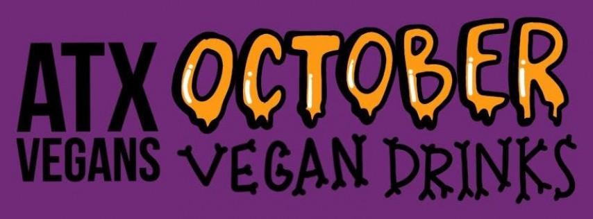 Vegan Drinks October