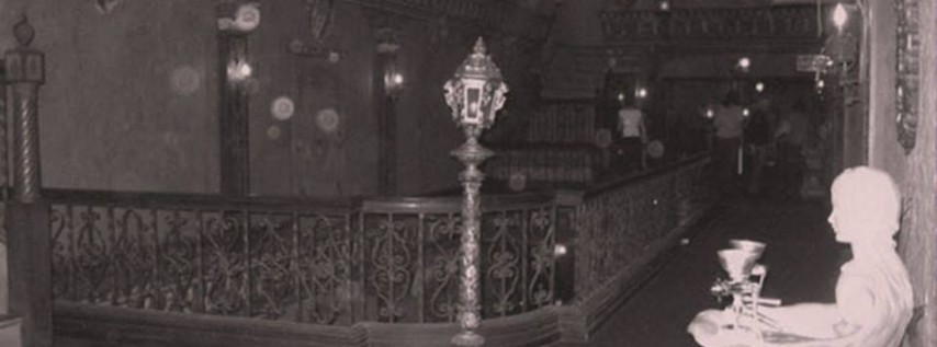 Ghosts of Tampa Theatre Tour