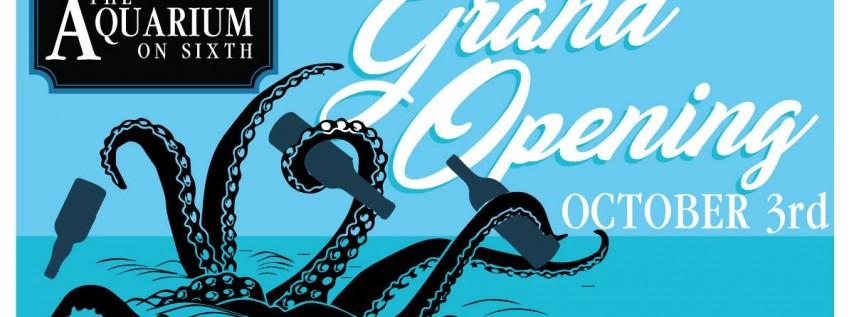 Aquarium On Sixth Grand Opening