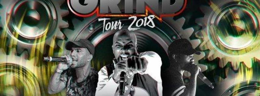 Tech N9ne's Independent Grind Tour 2018 Feat Krizz Kaliko, Futuristic