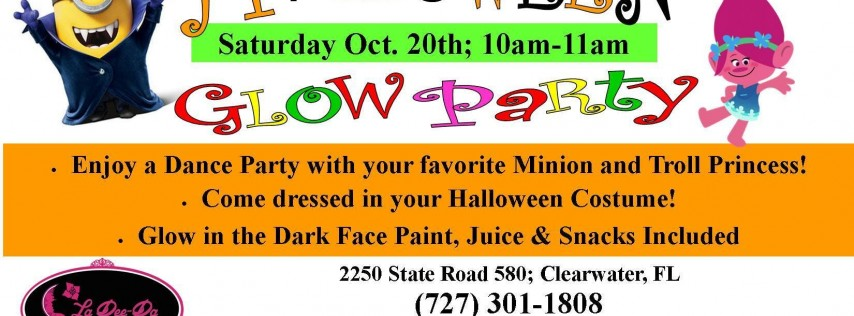 Halloween Glow Party!