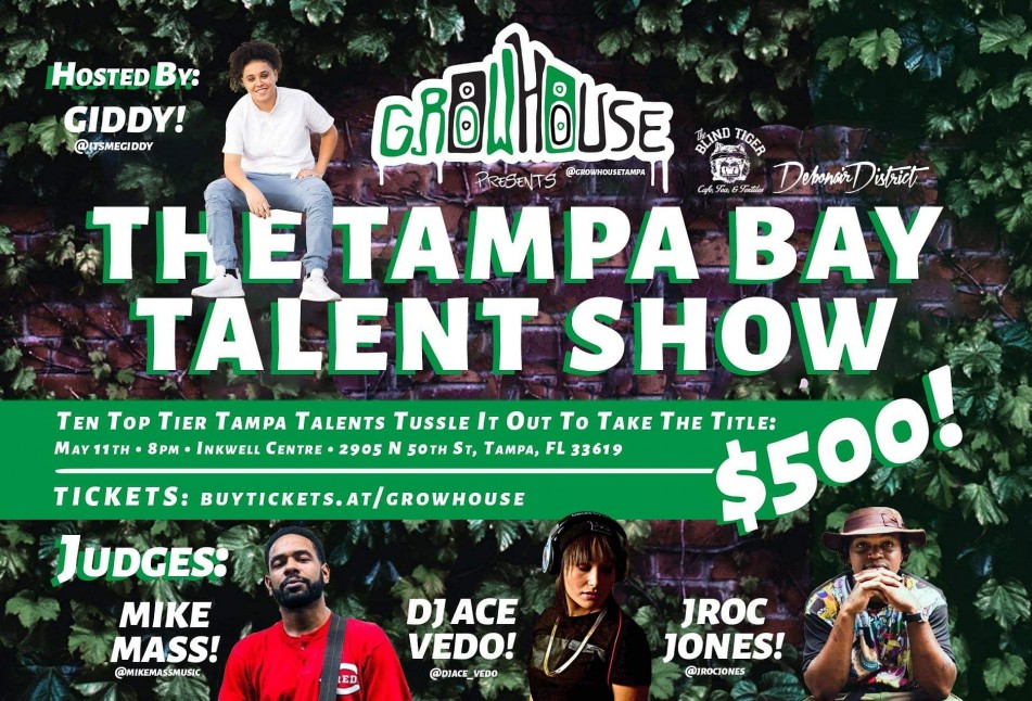 The Tampa Bay Talent Show