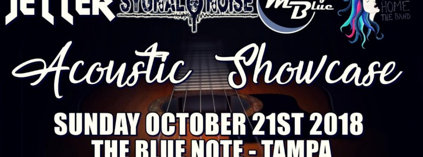 Acoustic Showcase at the Blue Note