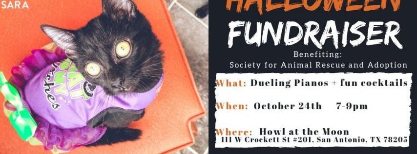 Halloween Party (Benefitting SARA Sanctuary)