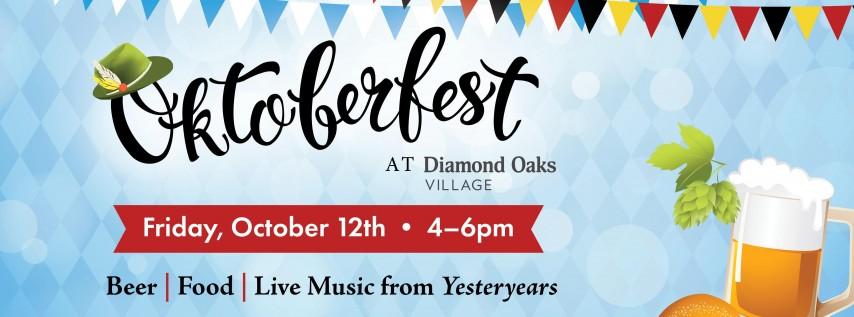 Oktoberfest at Diamond Oaks Village
