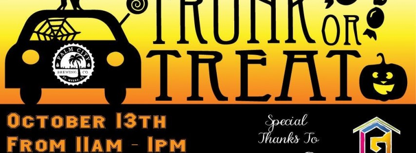 Trunk or Treat @ Palm City Brewing