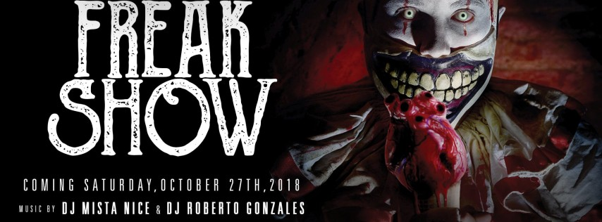 Haunted Hilton Presents : The Freak Show