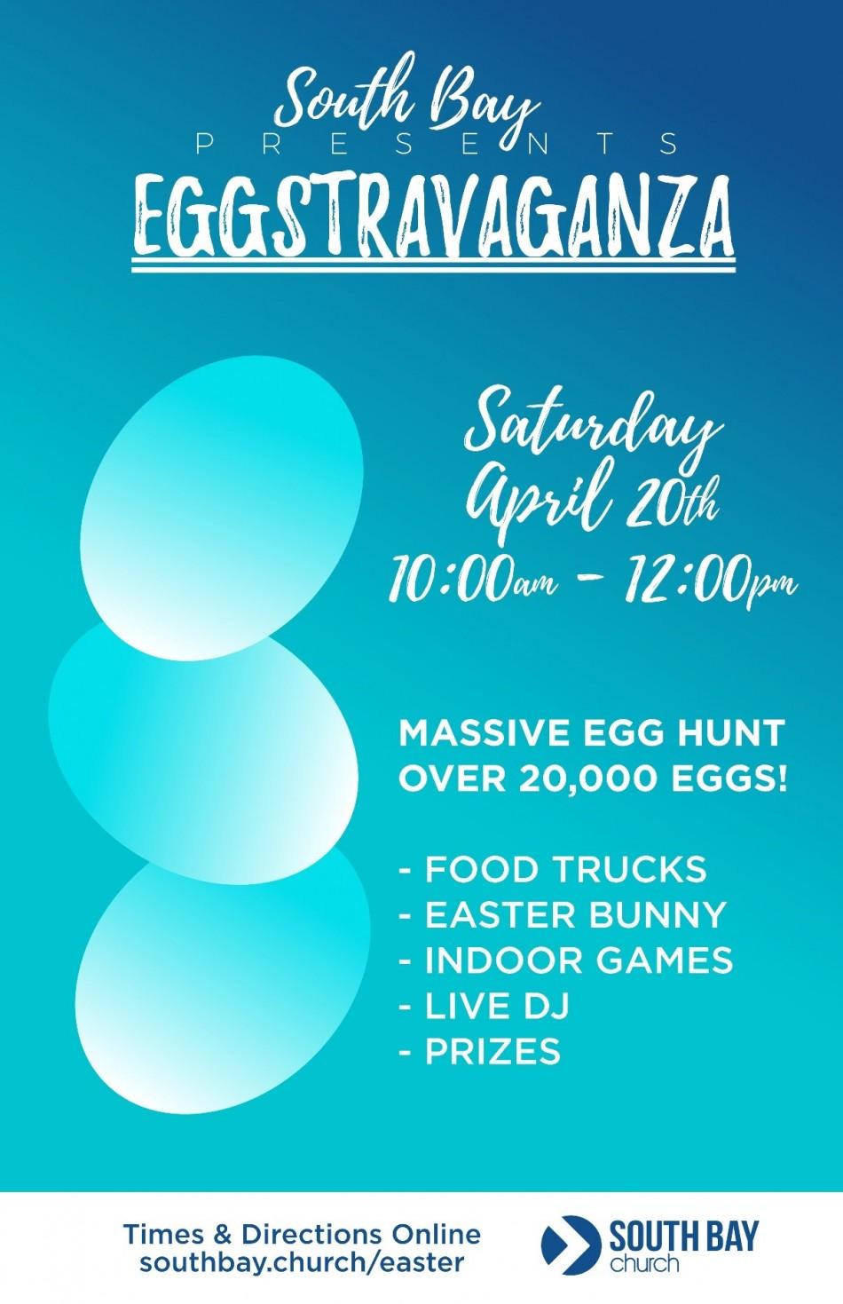 South Bay Church Eggstravaganza 2019