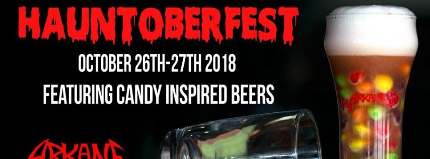 Hauntoberfest 2018